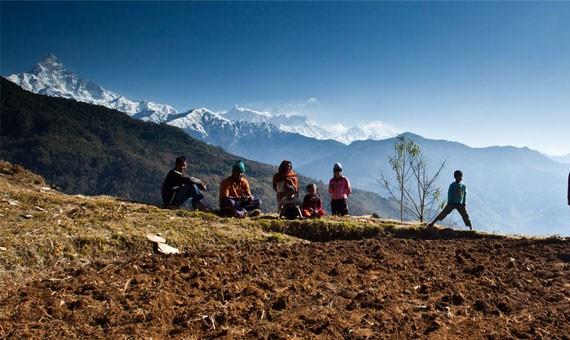 Manaslu & Ganesh Himal