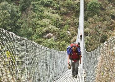 Rolwaling Trek: Jiri to Barabise via Bigu Gompa