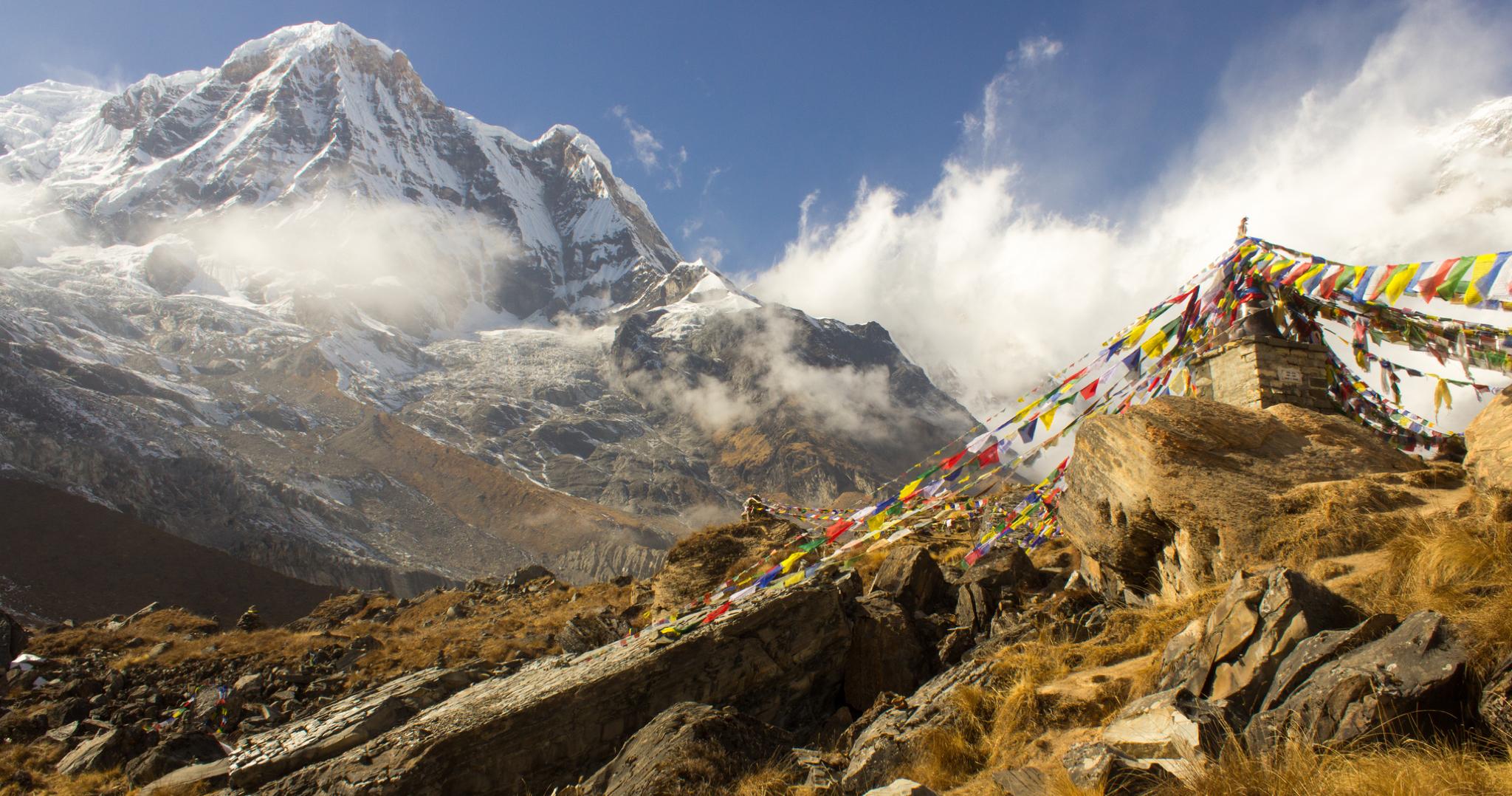Annapurna Base Camp Flickr_Matt Zimmerman