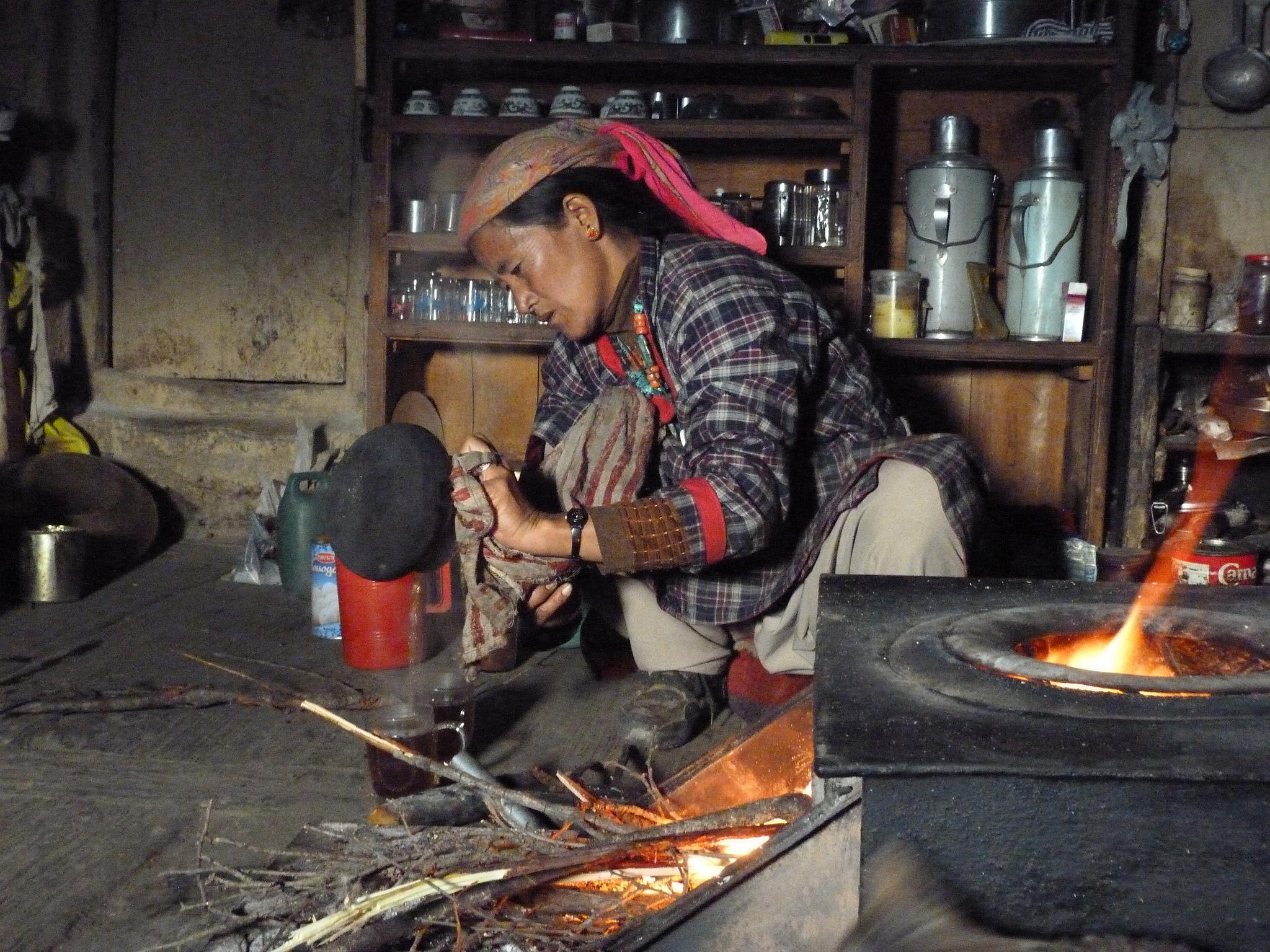 teahouse trekking